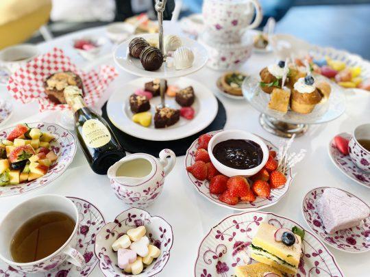 Valentijn High Tea (Winteracties)